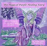 The Magical Purple Healing Fairy