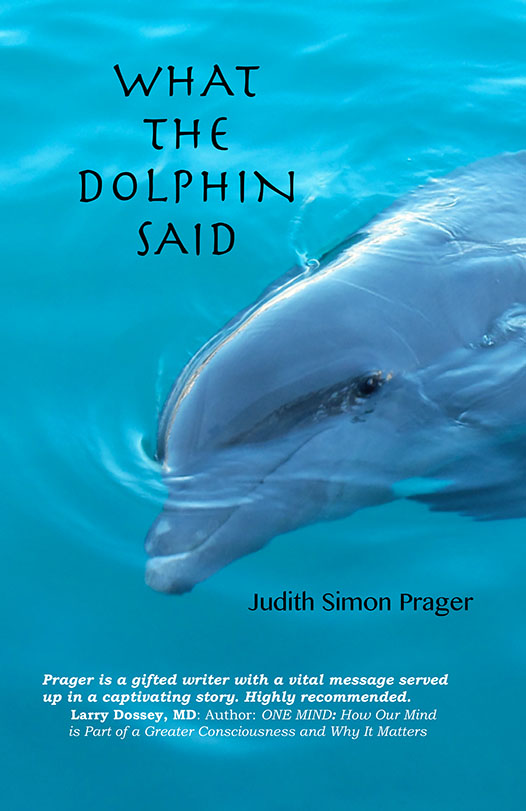 What the Dolphin Said book cover